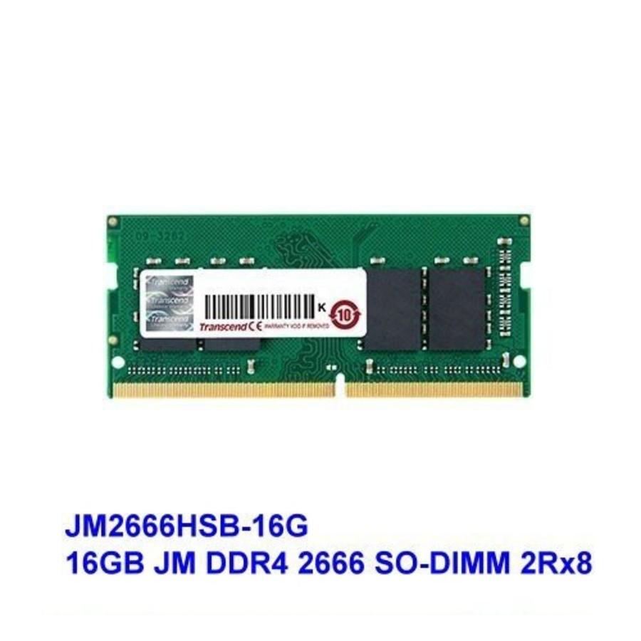 JM2666HSB-16G-【JM2666HSB-16G】 創見 筆記型記憶體 DDR4-2666 16GB JetRam