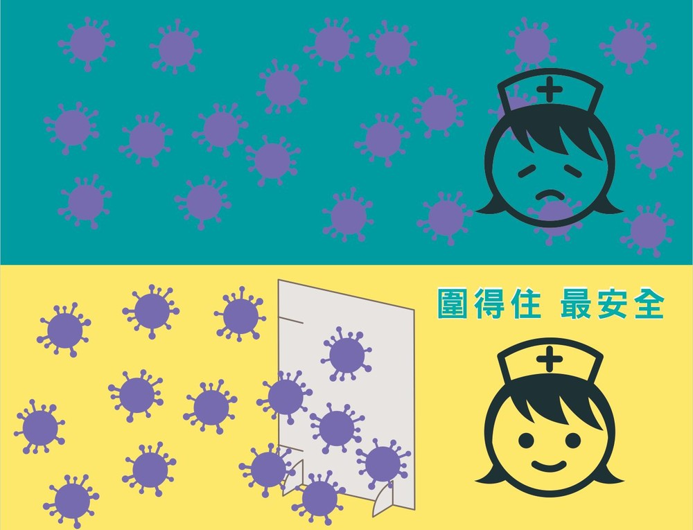 【PLT33】 藍光博士 亮面 壓克力 隔離板 桌上用 防飛沫 防菌 隔板 檔板 直立 橫擺 可拆組 兩片裝套組