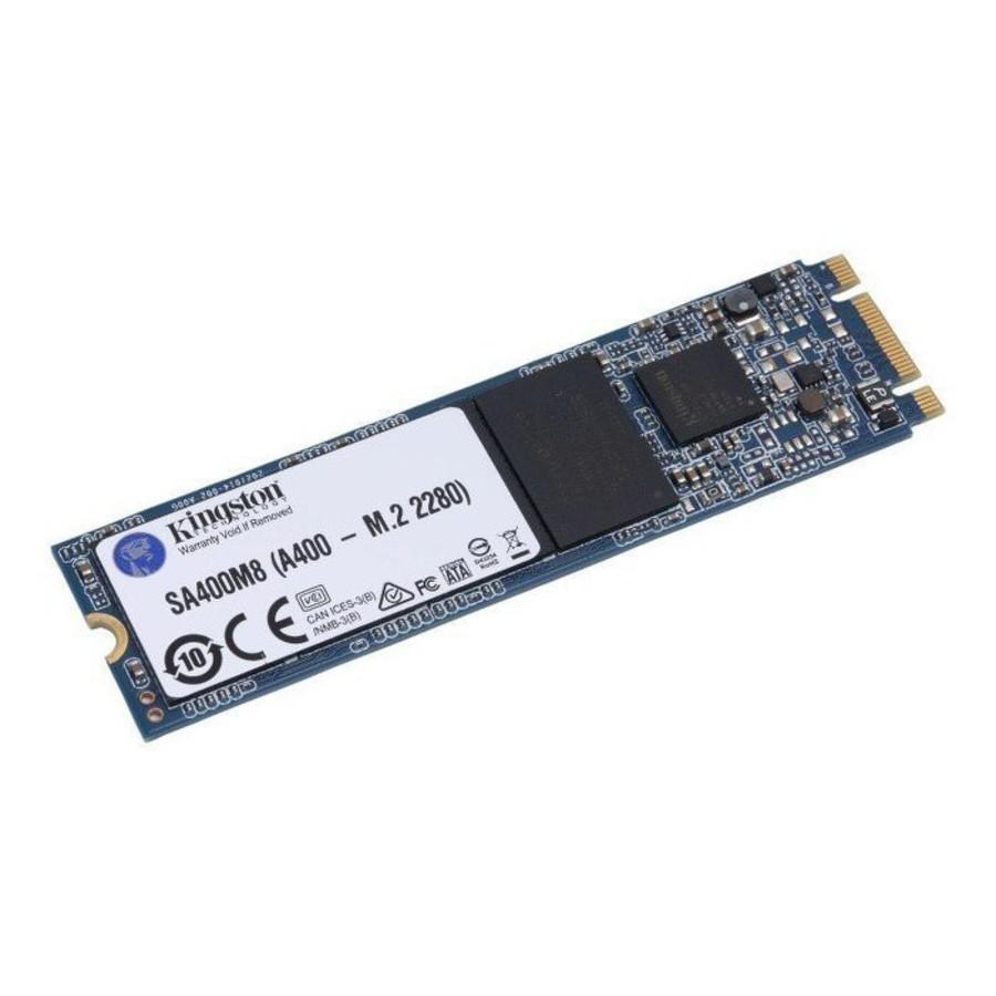 【SA400M8/240G】 金士頓 M.2 SSD 固態硬碟 240GB A400 SATA 傳輸