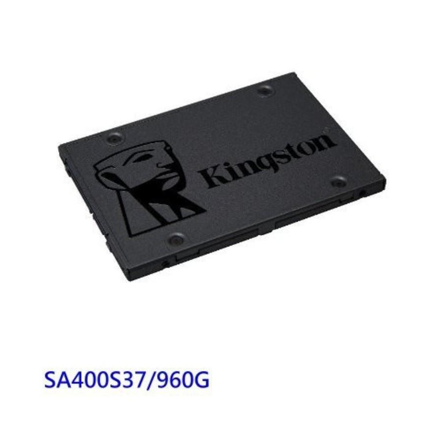 SA400S37-960G-【SA400S37/960G】 金士頓 固態硬碟 A400 SSD 960GB SATA3 讀500MB/s
