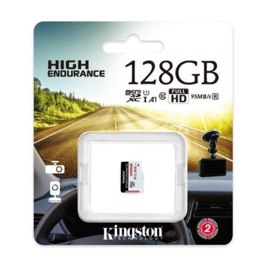 金士頓 高耐用記憶卡 【SDCE/128GB】 128G micro SDXC 每秒 讀95MB 寫45MB