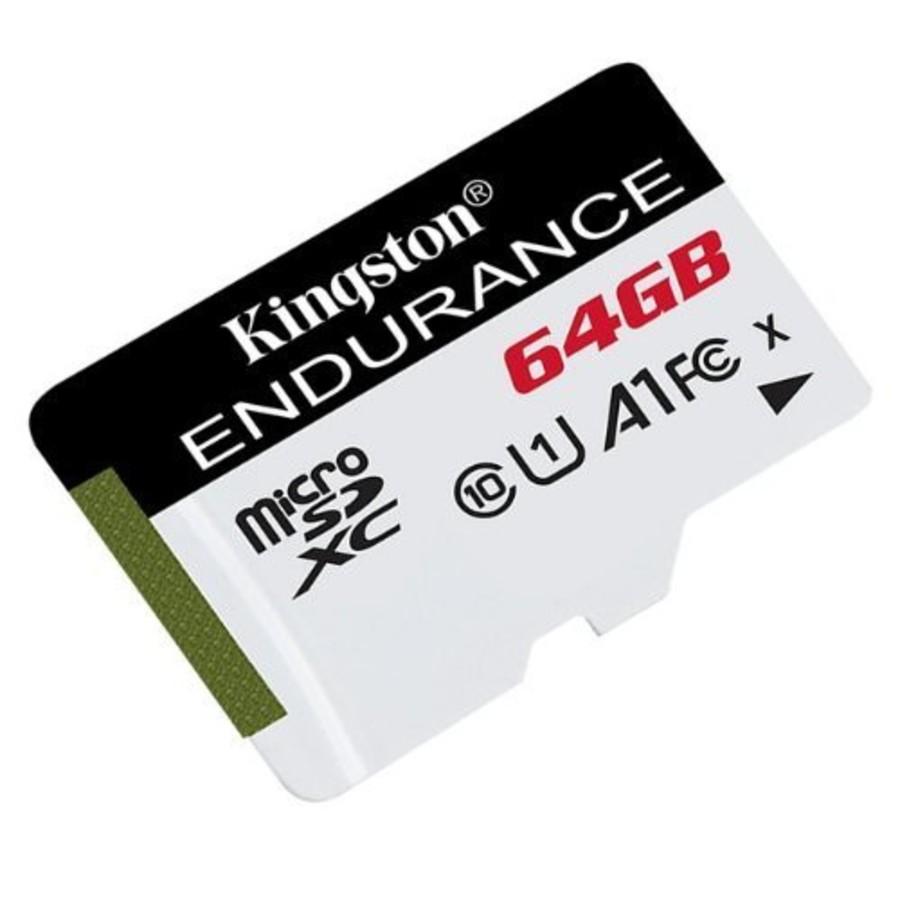 金士頓 高耐用記憶卡 【SDCE/64GB】 64G micro SDXC 每秒 讀95MB 寫30MB 封面照片