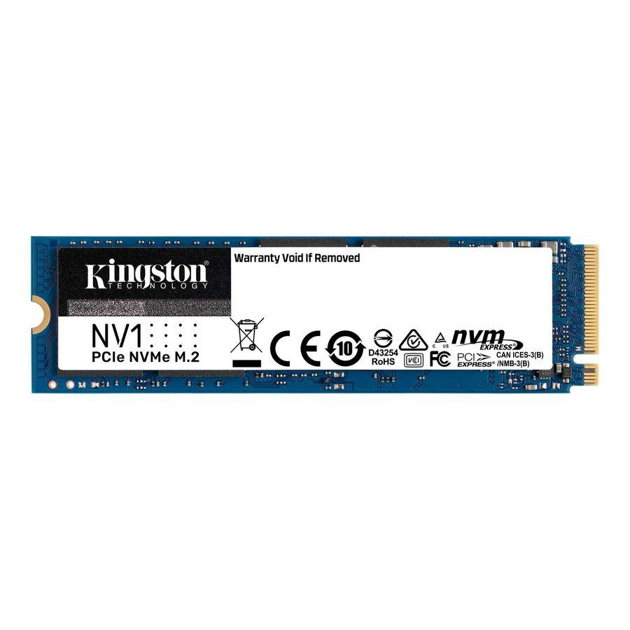 SNVS-500G-【SNVS/500G】 金士頓 500GB M.2 2280 NVMe PCIe SSD 固態硬碟 3年保固
