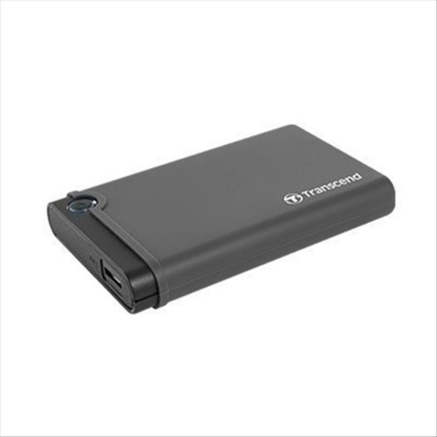 TS0GSJ25CK3 - 創見 硬碟外接盒 【TS0GSJ25CK3】 2.5吋 SSD HDD升級套件組 USB3.0 單鍵備份