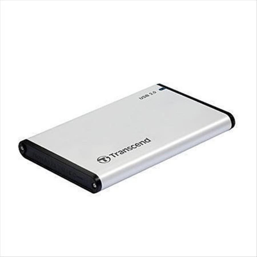 TS0GSJ25S3 - 創見 硬碟外接盒 【TS0GSJ25S3】 2.5吋 USB3.0 可一鍵備份