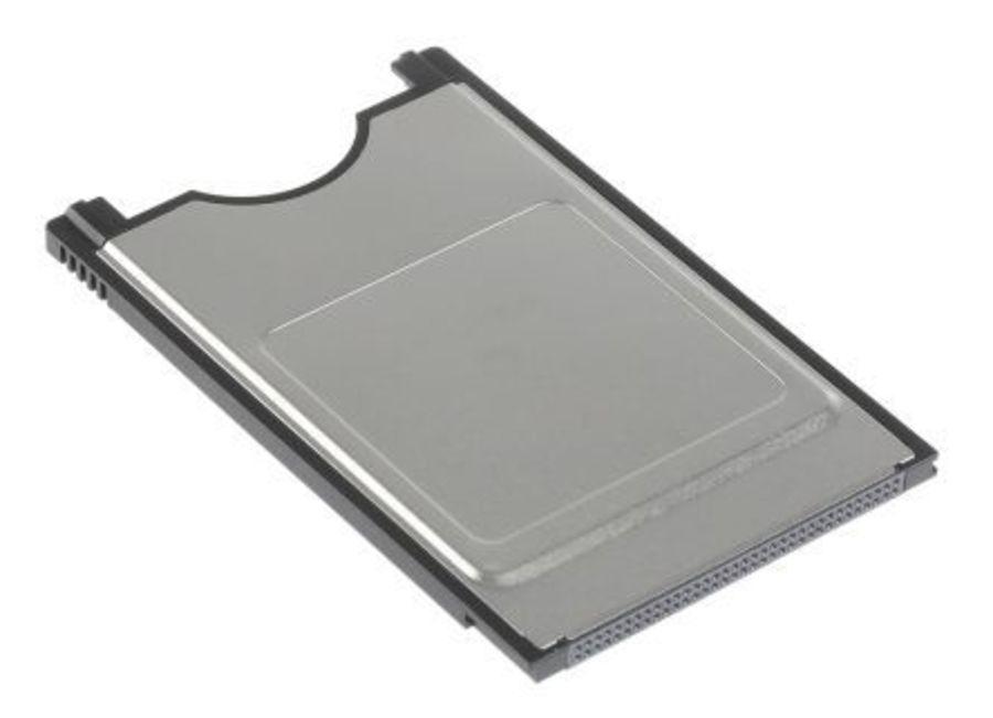 創見 讀卡機 【TS0MCF2PC】 CF轉PCMCIA轉接卡 兩年保固