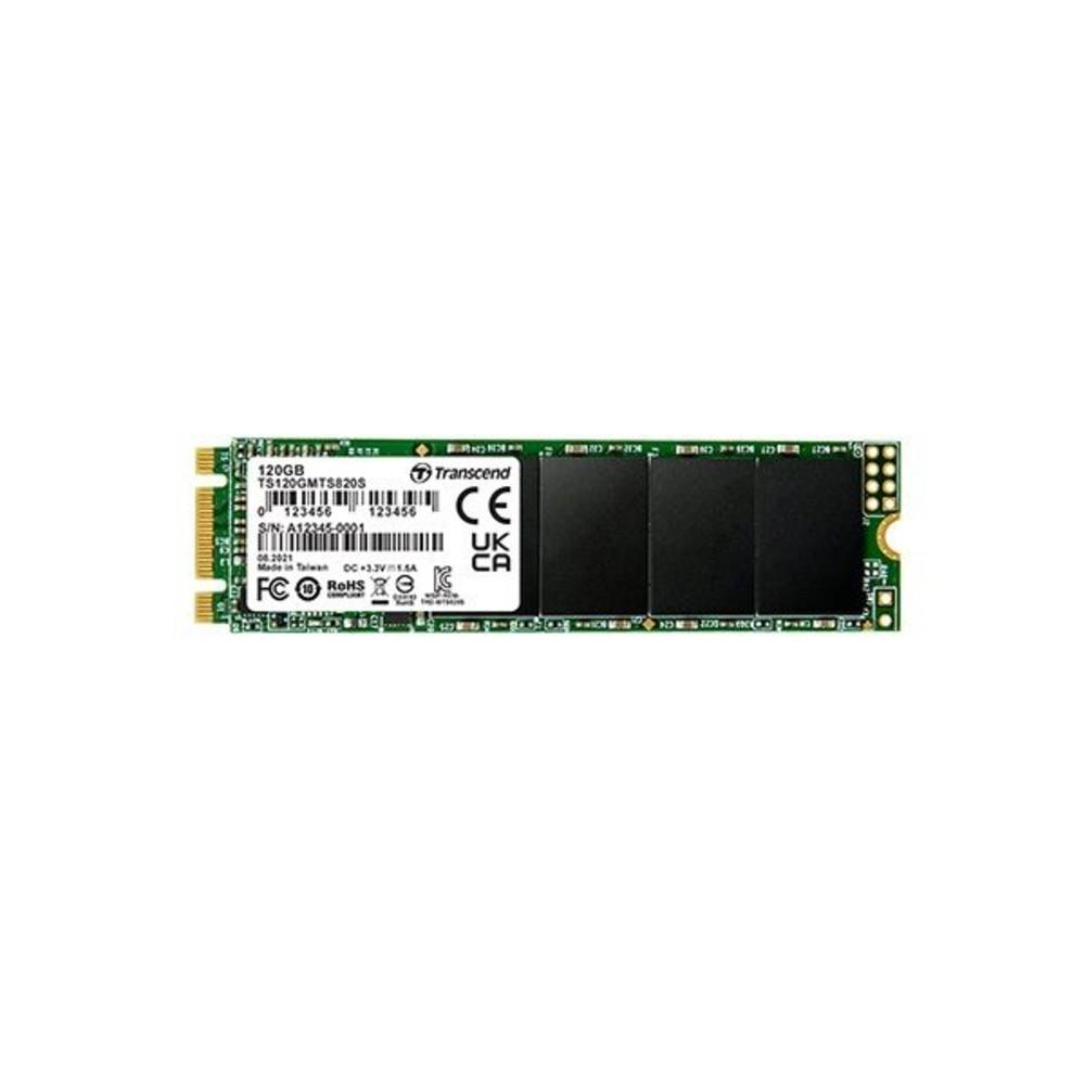 TS120GMTS820S-創見 固態硬碟 【TS120GMTS820S】 120GB SATA 3 M.2 2280 SSD 820S