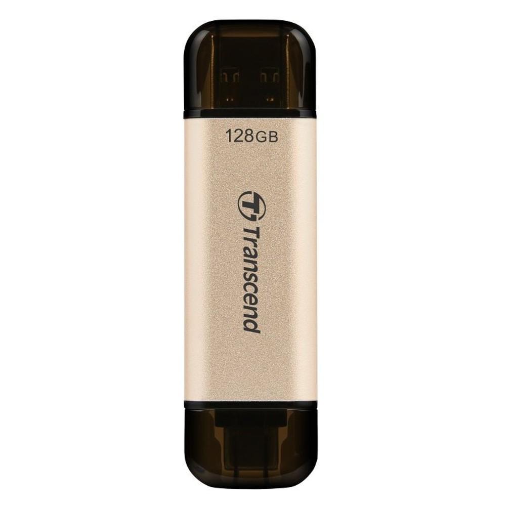 TS128GJF930C 創見 JF930 C A 雙 介面 高速 隨身碟 USB 3.2 G1 5年保固 封面照片