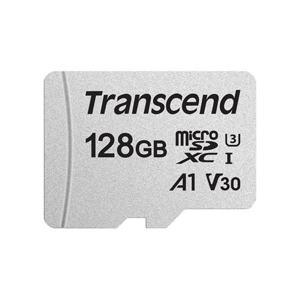 TS128GUSD300S-A-創見 記憶卡 【TS128GUSD300S-A】 300S 128GB Micro-SD 讀95MB U3