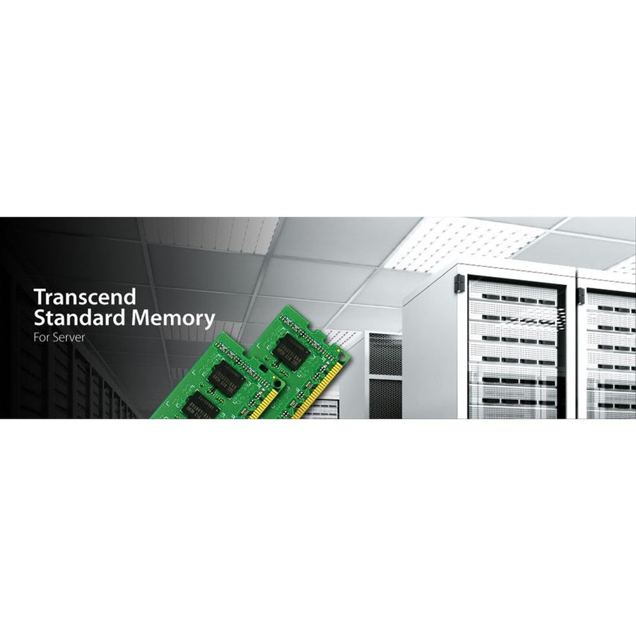 創見 伺服器記憶體 【TS1GKR72W6H】 8GB DDR3-1600 ECC REG 低電壓1.35V