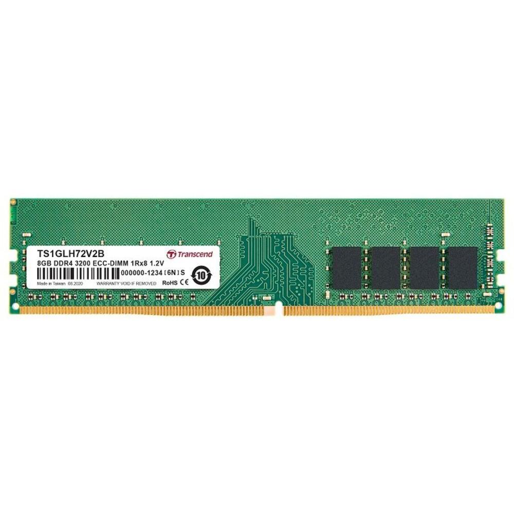【TS1GLH72V2B】 創見 伺服器記憶體 8GB DDR4-3200 ECC RAM 1Gx8