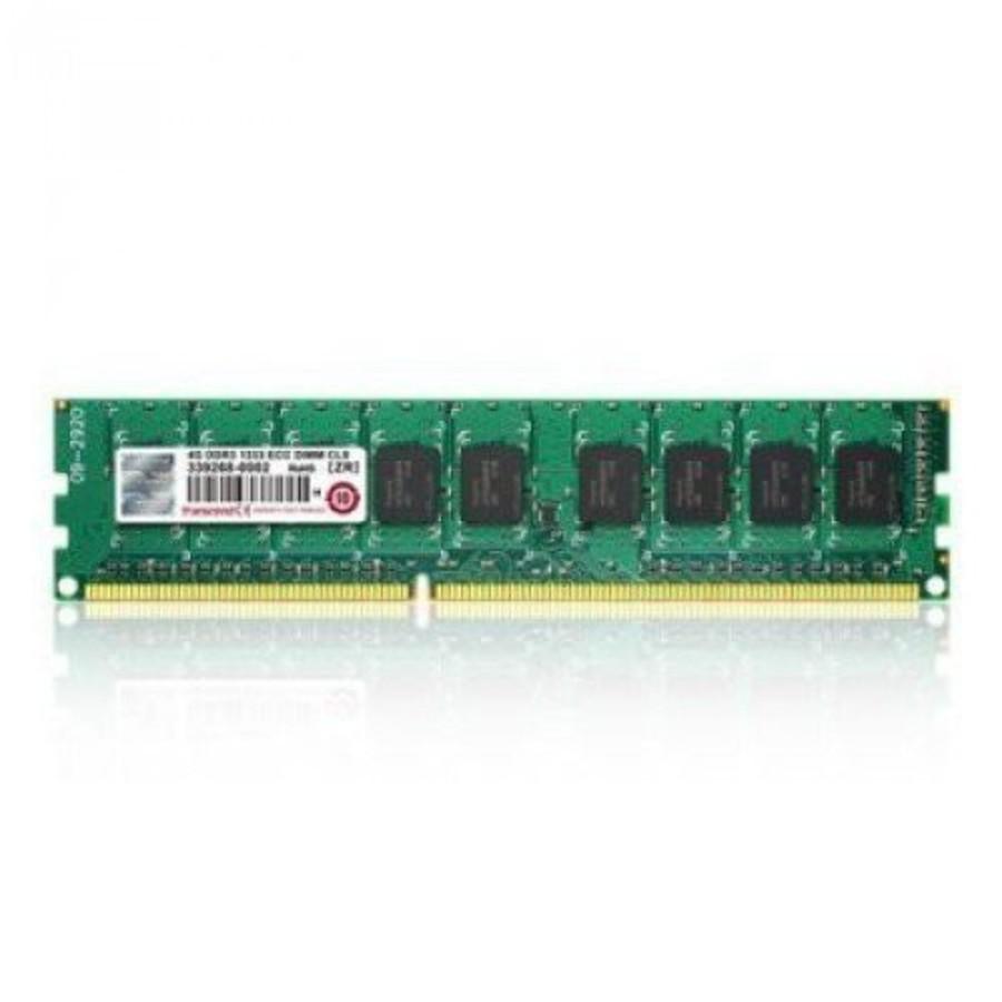 TS1GLK72V3H-創見 伺服器記憶體 【TS1GLK72V3H】 8GB DDR3-1333 ECC 單條8G