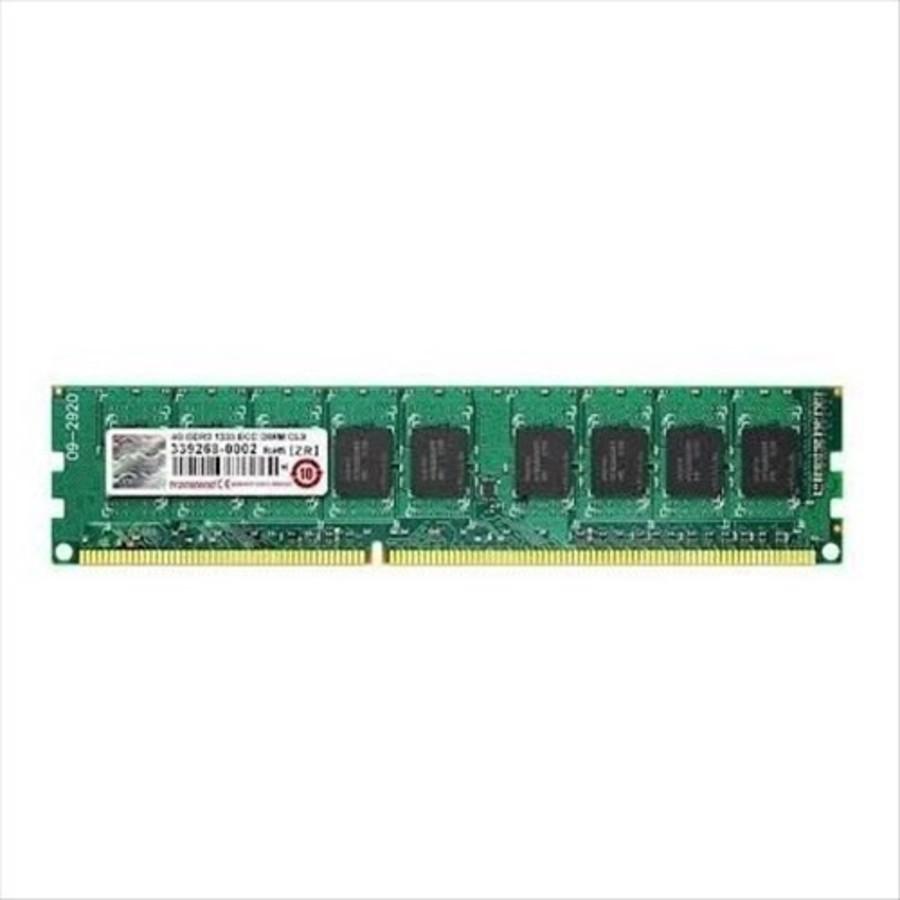 創見 伺服器記憶體 【TS1GLK72V6H】 8GB DDR3-1600 ECC 單條8G 封面照片