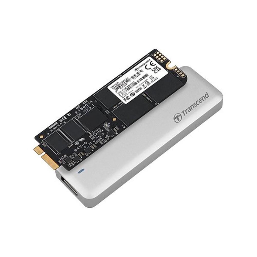 【TS240GJDM725】 創見 SSD 固態硬碟 240GB 更換 APPLE 固態硬碟 專屬套件組 封面照片