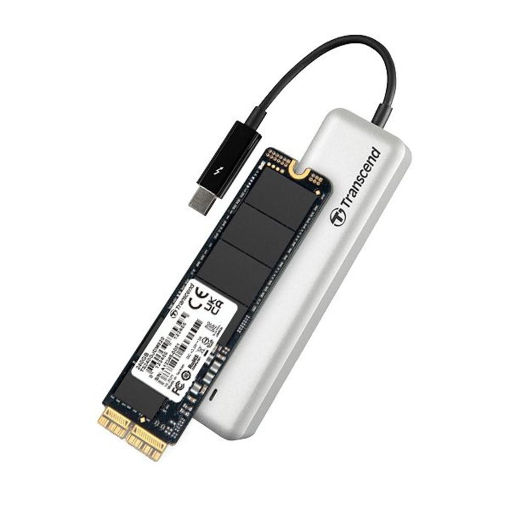 TS240GJDM825-【TS240GJDM825】 創見 SSD 固態硬碟 240GB 更換 APPLE 固態硬碟 專屬套件組