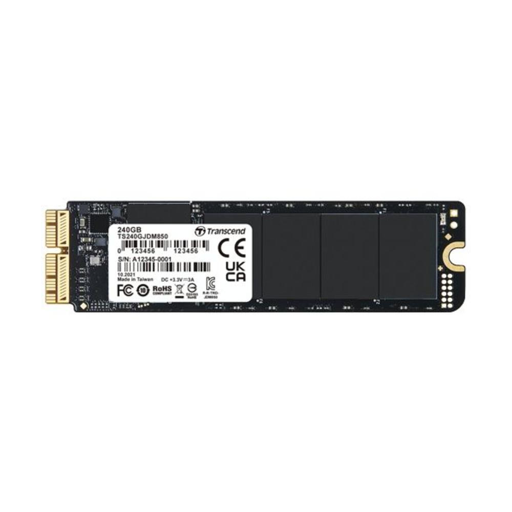TS240GJDM850-【TS240GJDM850】 創見 240GB 更換 MAC MACBOOK 固態硬碟 專屬套件組