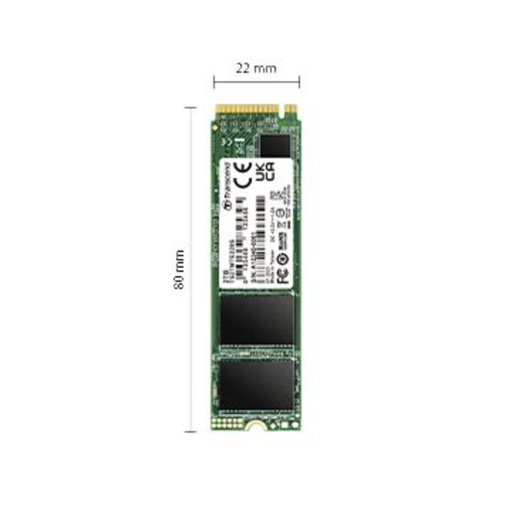 創見 固態硬碟 【TS256GMTE220S】 256GB PCIe M.2 SSD 220S NVMe支援