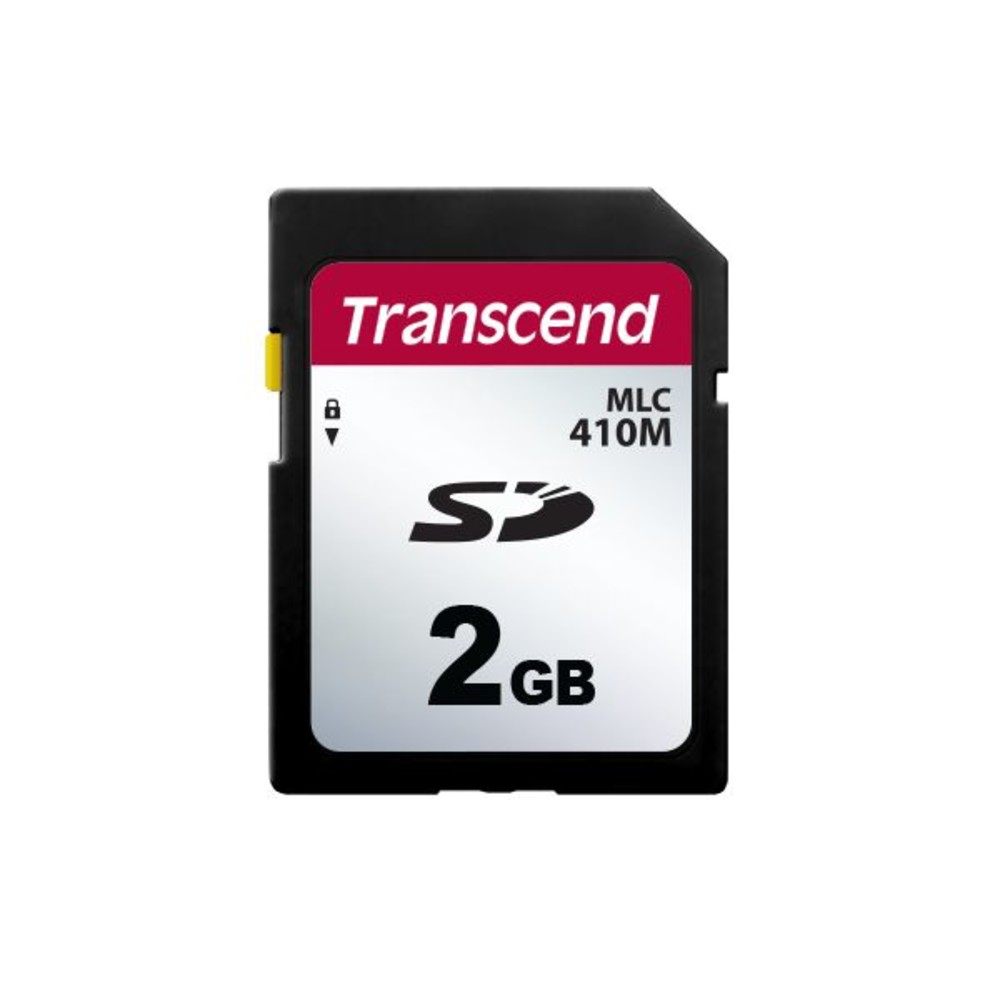 TS2GSDC410M-【TS2GSDC410M】 創見 2GB 工業用 MLC SD 記憶卡 3年保固
