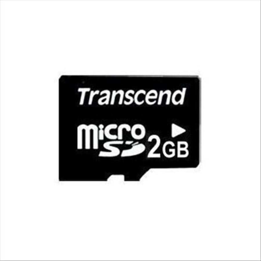 TS2GUSD - 創見 記憶卡 【TS2GUSD】 2GB MicroSD Micro SD 公司貨