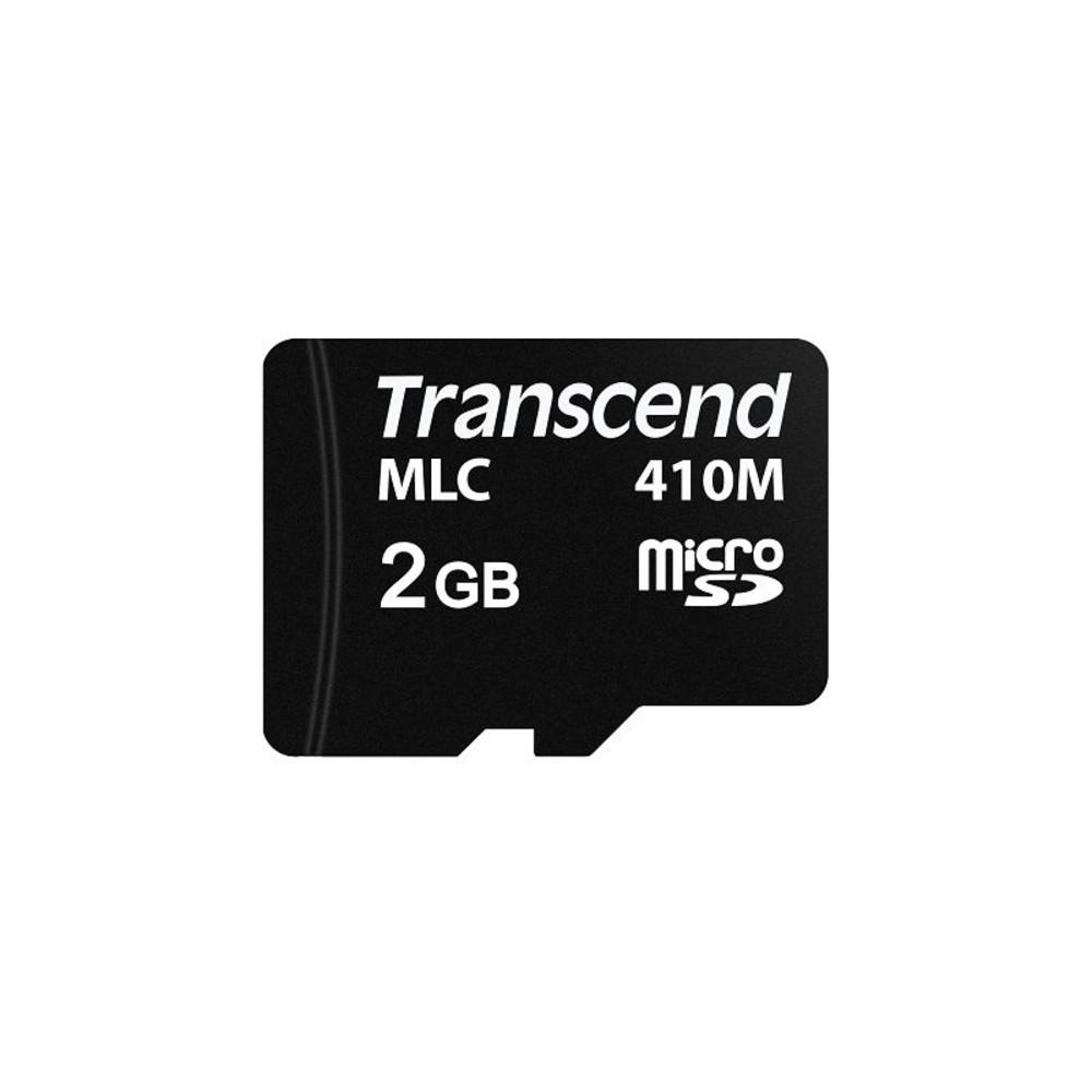 TS2GUSD410M-【TS2GUSD410M】 創見 2GB 工業用 MLC Micro-SD 記憶卡 3年保固