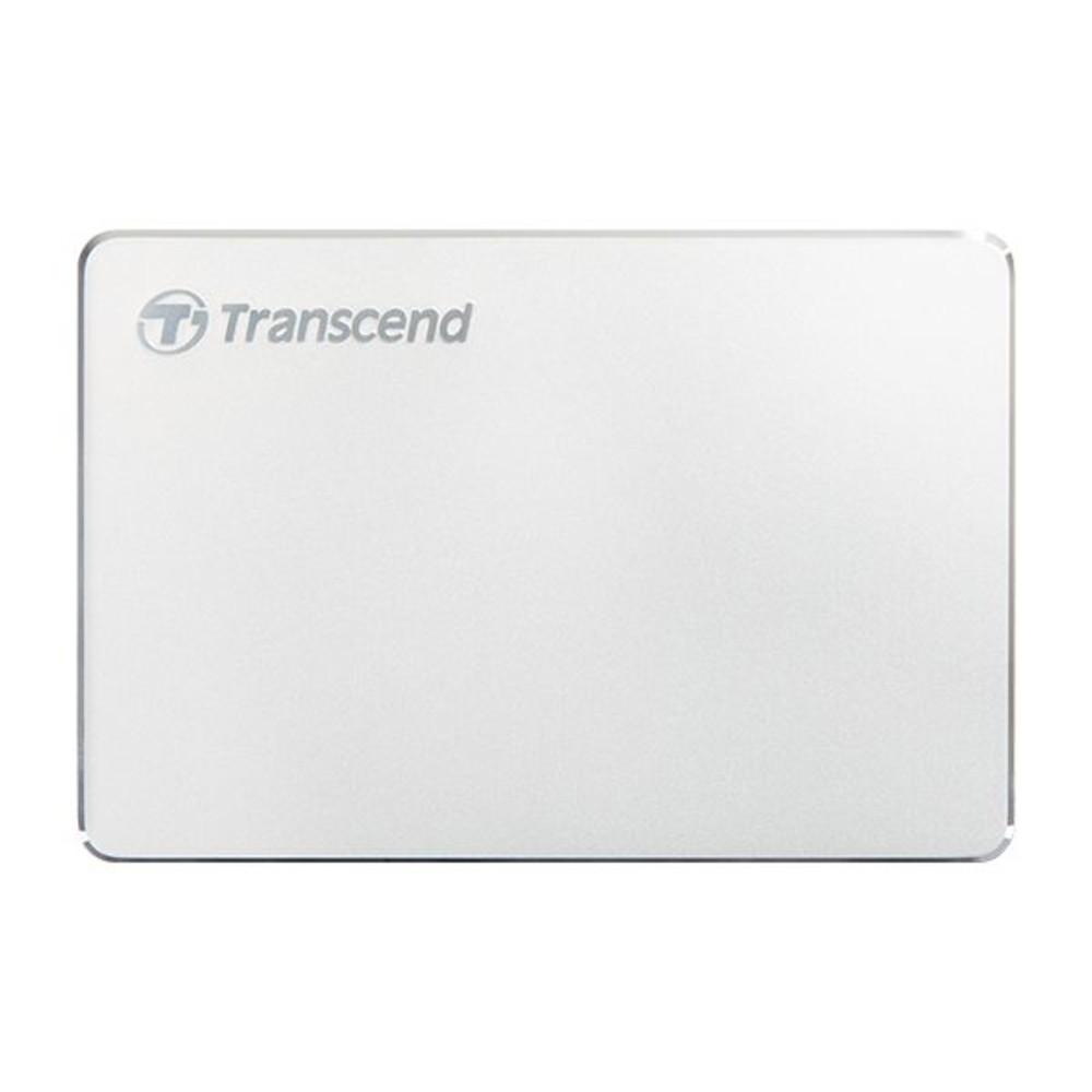 TS2TSJ25C3S-創見 外接式行動硬碟 【TS2TSJ25C3S】 2TB 25C3S 支援 USB 3.1 AC 鋁殼設計 新風尚潮流