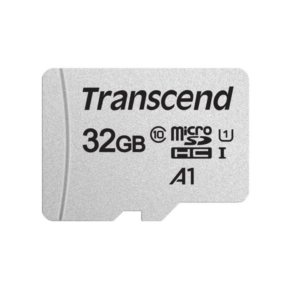 TS32GUSD300S-A-創見 記憶卡 【TS32GUSD300S-A】 300S 32GB Micro-SD 讀95MB U1