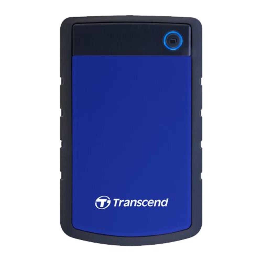 TS4TSJ25H3-創見 行動硬碟 【TS4TSJ25H3】 H3 2.5吋 4T 4TB 超大儲存量 軍規三層抗震系統