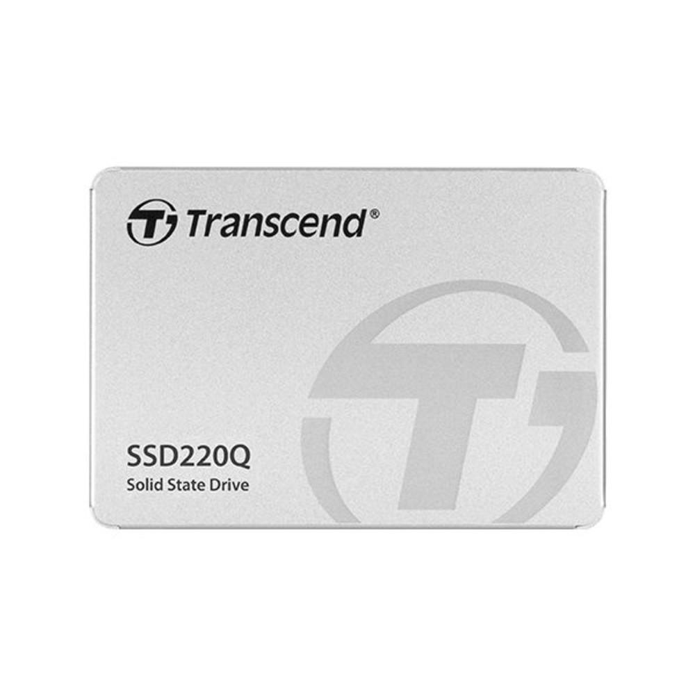 TS500GSSD220Q-創見 固態硬碟 【TS500GSSD220Q】 SSD 220Q 500GB SATA III 讀550MB 寫500MB