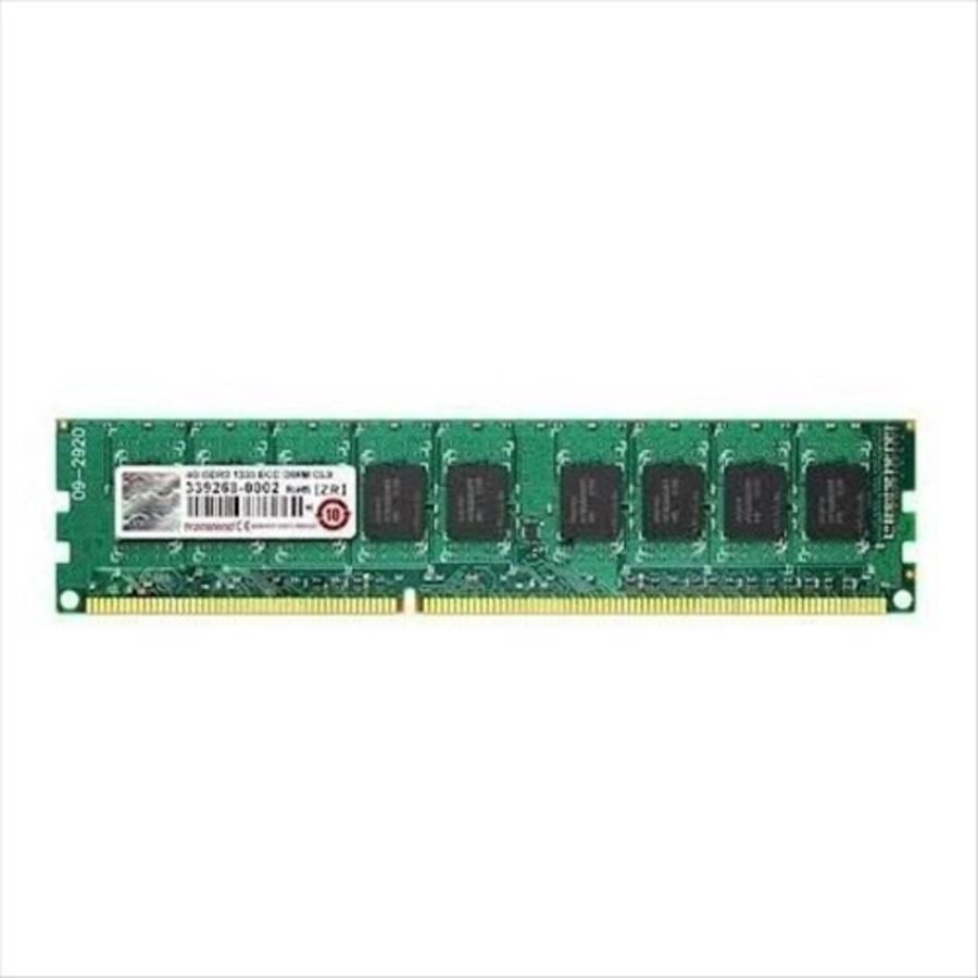 創見 伺服器記憶體 【TS512MLK72V3N】 4G DDR3-1333 ECC 封面照片