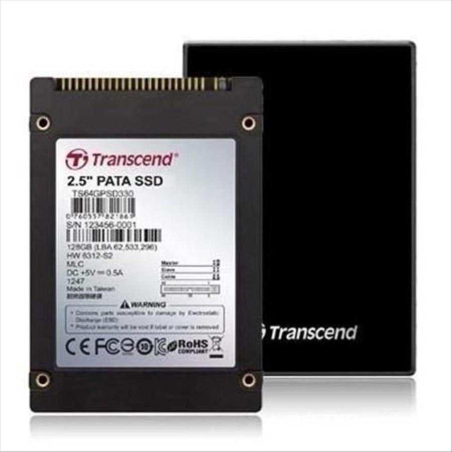 創見 固態硬碟 【TS64GPSD330】 SSD 64G 2.5吋IDE介面