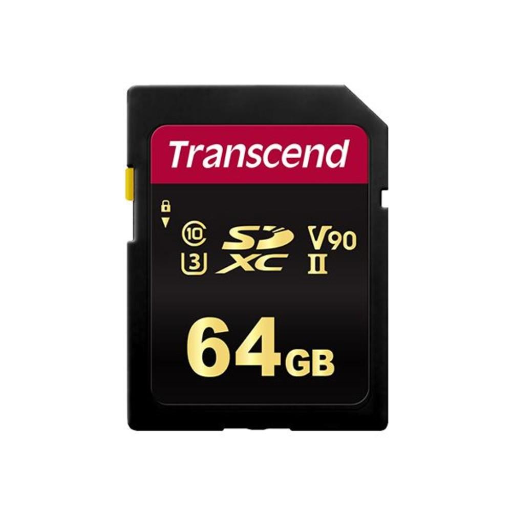 TS64GSDC700S-創見 記憶卡 【TS64GSDC700S】 700S 64GB SD-XC 讀285MB 寫180MB