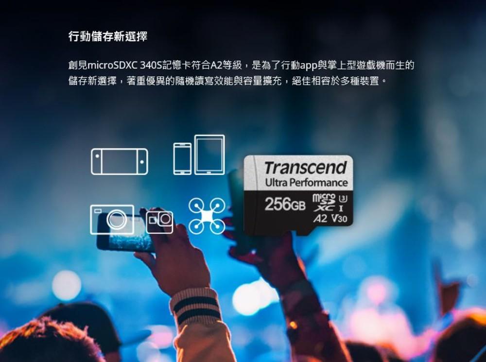【TS64GUSD340S】 64GB