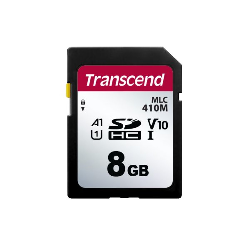 TS8GSDC410M-【TS8GSDC410M】 創見 8GB 工業用 MLC SD 記憶卡 3年保固