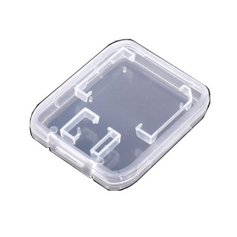 限時特賣 記憶卡保護盒 【microsd-box】 可收納 SD XC micro-SD 避免卡片遺失損壞